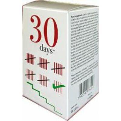 30 days étrendkiegészítő tabletta - 120