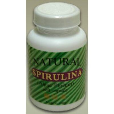 Spirulina-Natural kapszula