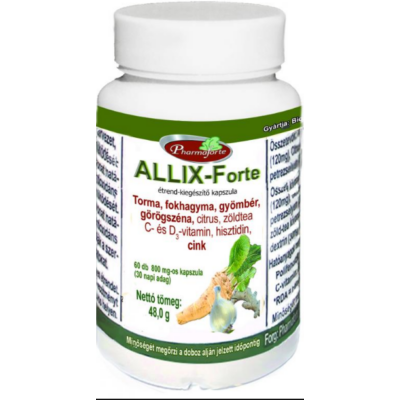 ALLIX-Forte kapszula