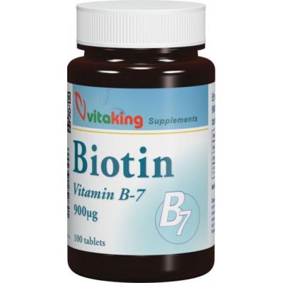 Biotin - B 7 vitamin