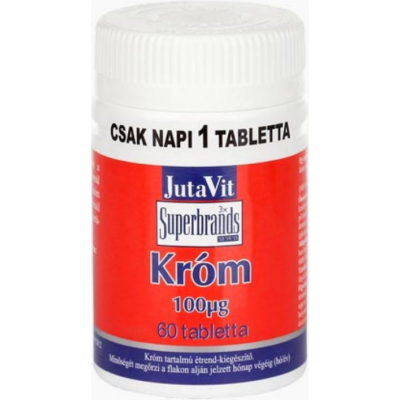 Króm tabletta