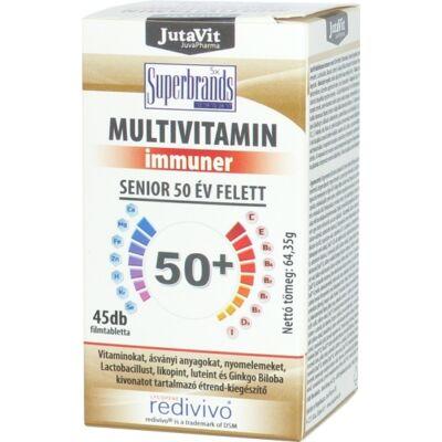 Multivitamin immuner senior 50 felett
