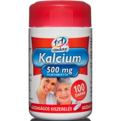 Kalcium filmtabletta-100 db