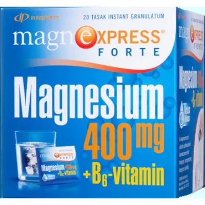 Magnézium + B6 vitamin granulátum