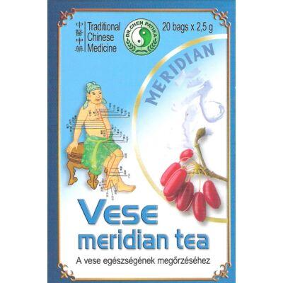 Vesemeridian tea