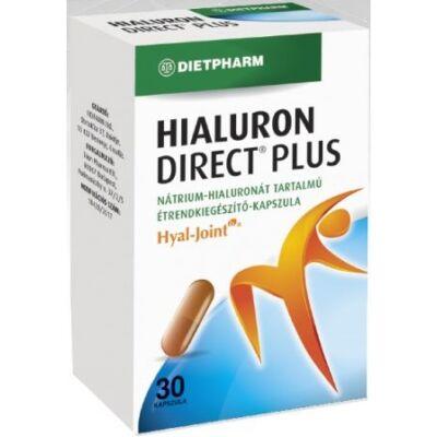 Hialuron direct Plus tabletta - 30 db
