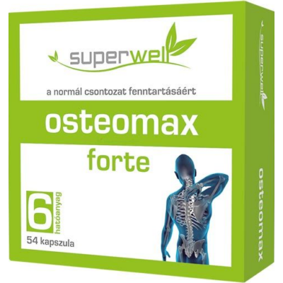 Osteomax forte kapszula - 54 db