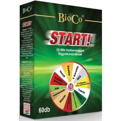 START! - 16 féle hatóanyaggal fogyókúrázóknak