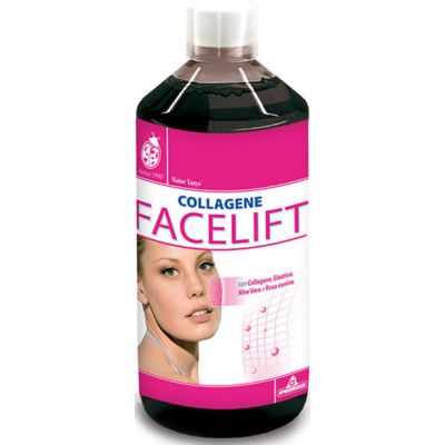 Kollagén koncentrátum  - Collagen Facelift folyadék, 500 ml