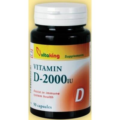 D-Vitamin - 2000
