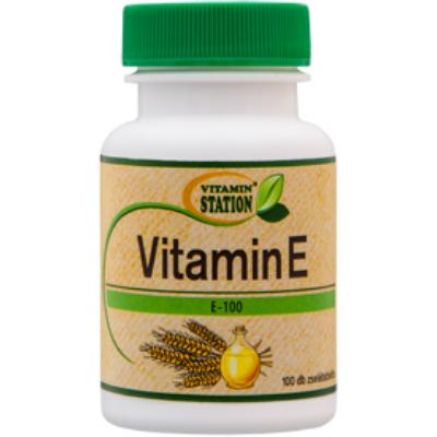 E-vitamin kapszula