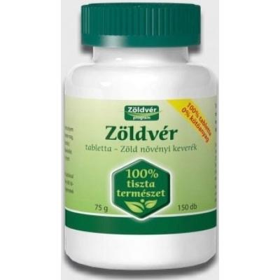 Lucerna tabletta - Zöldvér