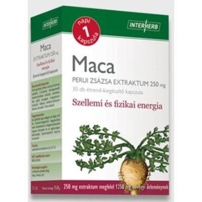 Maca_extraktum 250 mg