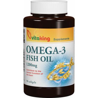 Omega-3 gélkapszula