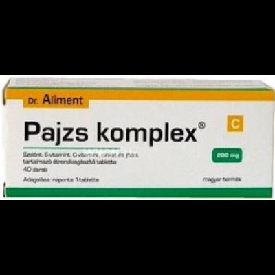 Pajzs komplex tabletta