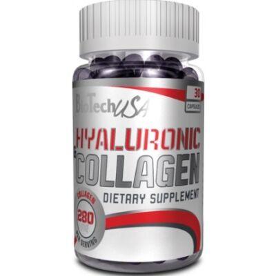 Hyaluronic és kollagen kapszula