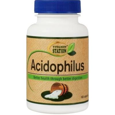 Acidophilus kapszula