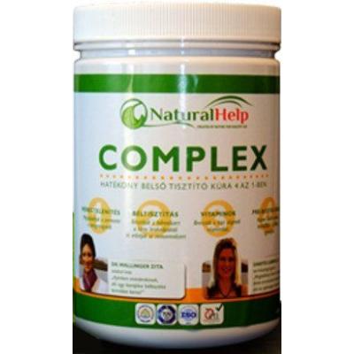 Naturalhelp Complex belső tisztító por-készítmény