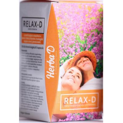 Relax-D kapszula