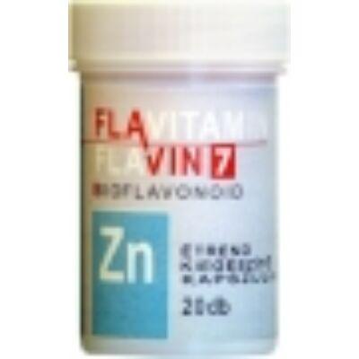 Cink kapszula - Flavitamin 60 db