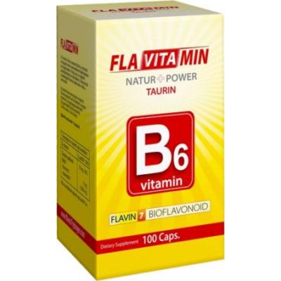 B6 vitamin - Flavin 7