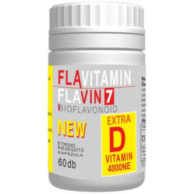 D-vitamin  / Flavitamin 60 db