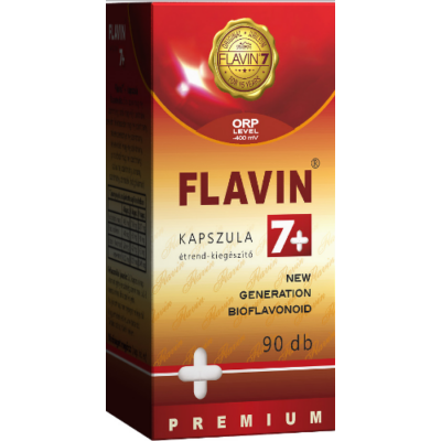 Flavin7+ prémium kapszula