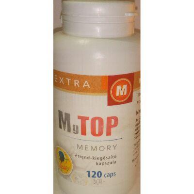 Magnézium - MgTOP-Extra kapszula - 120 db