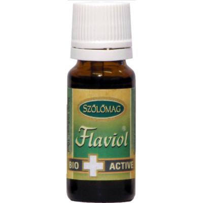 Szőlőmag olaj - Flavinol