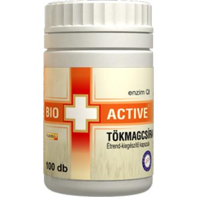 Tökmagcsíra - Bio Aktív kapszula