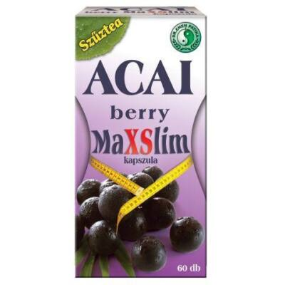 Acai Berry Max Slim kapszula