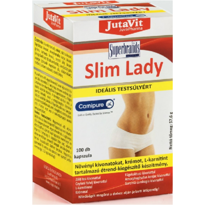 Slim Lady kapszula