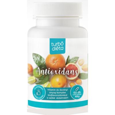 Turbó-diéta Antioxidáns