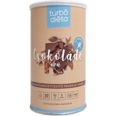 Turbó diéta - fehérje turmixpor