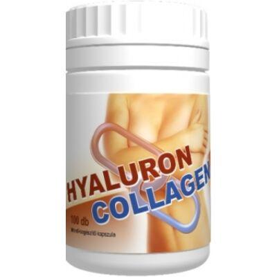 Hyaluron+Collagen  kapszula