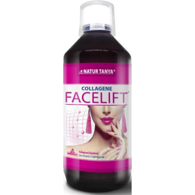 Kollagén koncentrátum  - Collagen Facelift folyadék, 500 ml