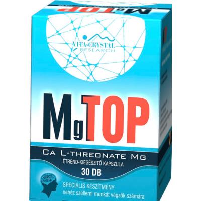 Magnézium - MgTOP - 30 db
