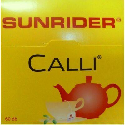 Méregtelenítő-Calli tea-akupunktúra tűk nélkül -  60 db/doboz