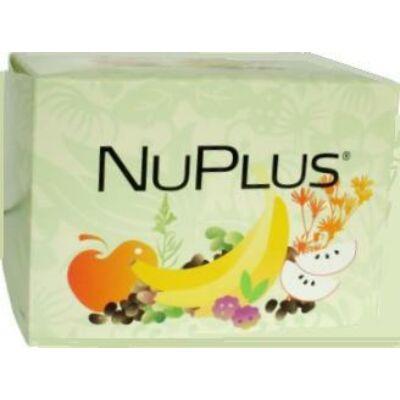 Energia por, a tökéletes élelmiszer, NuPlus. gyümölcskoncentrátum, 10 db/doboz