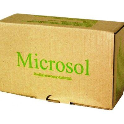 Szennyvízkezelő - Microsol