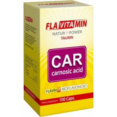 Carnosic A-100, Flavitamin