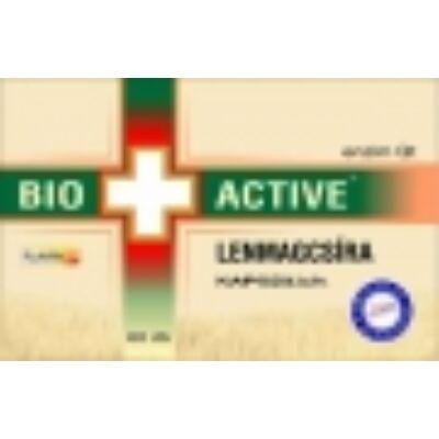 Lenmagcsíra kapszula - Bio Active