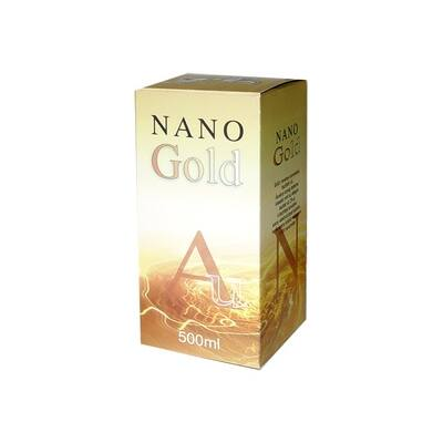 Aranykolloid - Nano Gold 500 ml