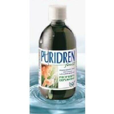 Puridren - lúgosító + méregtelenítő ital