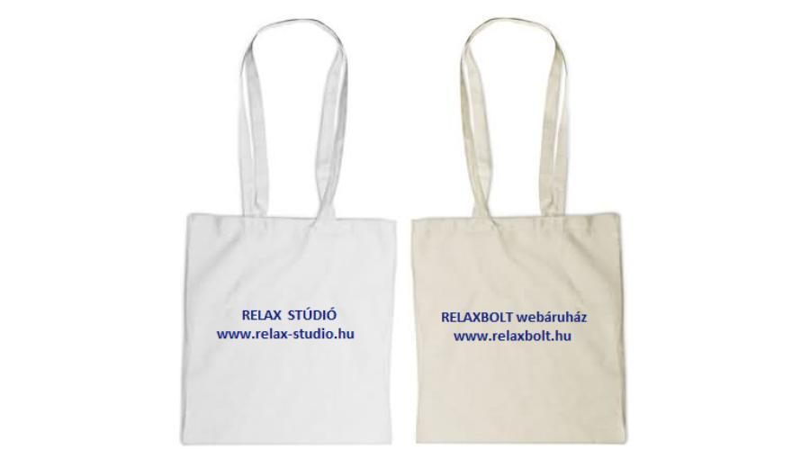 f8e50765ef4a Relax vászon táska - Egyéb termék - relaxbolt